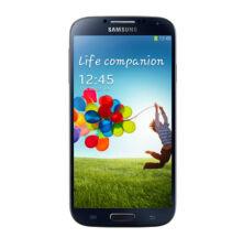 Téléphones mobiles noirs Samsung Galaxy S4, 16 Go