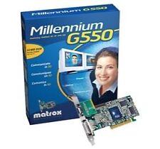 Matrox 32MB Memory Computer Graphics & Video Cards