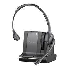 Casques noirs Plantronics pour téléphone mobile et assistant personnel (PDA)
