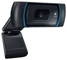 Logitech B910 USB 2.0 Connectivity Computer Webcams