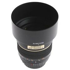 Samyang Manual Focus Camera Lenses