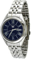 Men's Seiko 5 Mechanical (Automatic) Adult Wristwatches