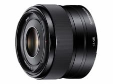 Sony E-mount 35mm Focal Camera Lenses