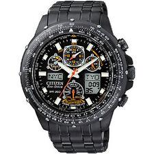 Citizen Quarz-(Batterie) Armbanduhren aus Edelstahl für Herren