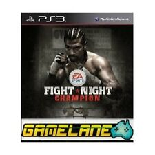 Boxing Sony PlayStation 3 Video Games