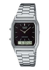 Casio Analogue & Digital Unisex Watches