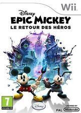 Jeux vidéo français pour Nintendo Wii Disney