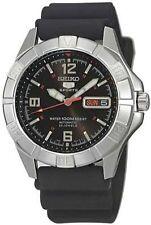 Runde Seiko Armbanduhren