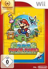 PC - & Videospiele mit Gebrauchsanleitung für den Nintendo Paper-Mario