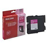 Computer-Drucker mit Tintenstrahl in Magenta Tintenpatronen für Ricoh