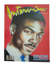 Interview Monthly Magazine Back Issues