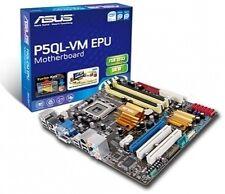 Mainboards mit LGA 775/Sockel T, MicroATX und PCI Express x16