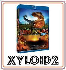 Dinosaurs 3D Blu-ray Discs
