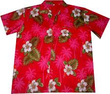 Hawaiihemd Gr. M - 2XL Hawaihemd Hawaii Hawai Shirt Hawaiishirt Hemd Hawaii-Hemd