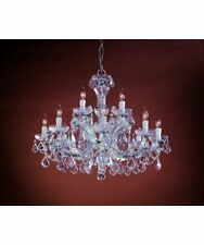 Waterford crystal chandeliers ebay crystorama crystal chandeliers mozeypictures Gallery