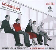 Audite Quartet Music SACDs