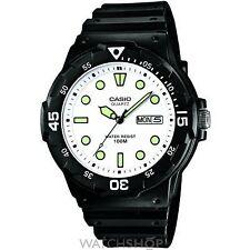 Casio Armbanduhren mit Silikon -/Gummi-Armband für Herren