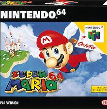 Jump 'n' Run PC - & Videospiele für den Nintendo 64 mit Regionalcode PAL