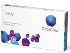 Weiche Biofinity Korrekturlinsen