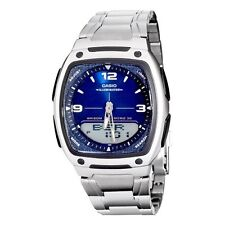 Casio Stainless Steel Case Quartz (Battery) Casual Watches