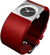 Elegante rechteckige Quarz-Armbanduhren (Batterie)