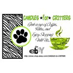 CANDLES★for★CRITTERS