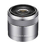 Fixed/Prime Manual Focus Camera Lenses for Sony