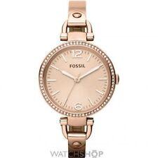 Fossil Quarz-Armbanduhren (Batterie) für Damen