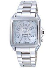 Erwachsene Citizen Armbanduhren aus Edelstahl für Damen