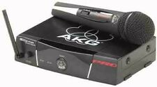 Cardioid XLR 3 Pin Wireless Pro Audio Microphones