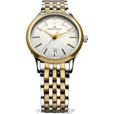 Maurice Lacroix Quarz - (Batterie) Armbanduhren aus Edelstahl für Herren