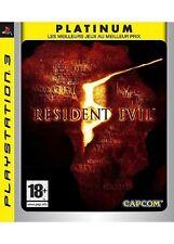 Jeux vidéo Resident Evil pour Sony PlayStation 3 Sony