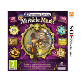 Professor Layton and the Miracle Mask Video Games Puzzle PEGI 3 Rating