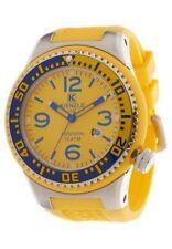 Kienzle Armbanduhren mit Silikon -/Gummi-Armband für Herren