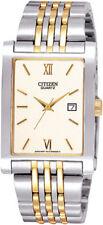 Citizen 30 m (3 ATM) Armbanduhren mit Datumsanzeige für Herren