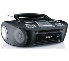 Tragbare Philips Kassettenspieler mit Radio