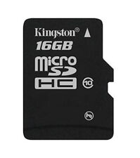 Kingston MicroSDHC Class 10 Mobile Phone Memory Cards