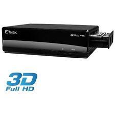 Internet-TV & Media-Streamer mit HDMI FANTEC Medienanschlüssen