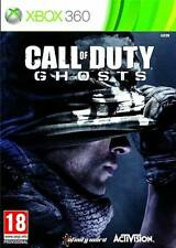 Call of Duty: Ghosts Shooter Microsoft Xbox 360 Video Games