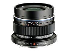 Micro Four Thirds Fixed/Prime f/2 Camera Lenses