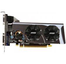 Cartes graphiques et vidéo MSI pour ordinateur NVIDIA avec mémoire de 3 Go