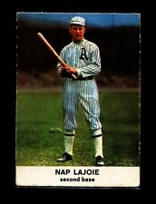 Nap Lajoie Baseball Cards For Sale Ebay