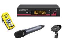 Sennheiser Wireless Handheld UHF Pro Audio Microphones