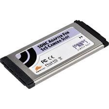 Lecteurs et adaptateurs de carte mémoire pour ordinateur SDHC