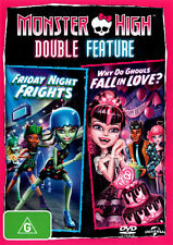 Monster High Foreign Language DVD Movies