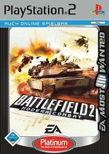 Battlefield PC - & Videospiele für die Sony PlayStation 2 mit Gebrauchsanleitung