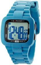 Sportliche Armbanduhren aus Silikon/Gummi mit Hintergrundlicht und mattem Finish
