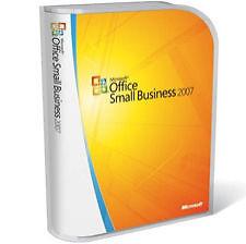 Englische Microsoft Büro und Business Softwares