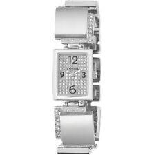 Graue quadratische Armbanduhren