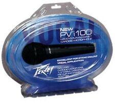 Peavey Unidirectional Pro Audio Microphones